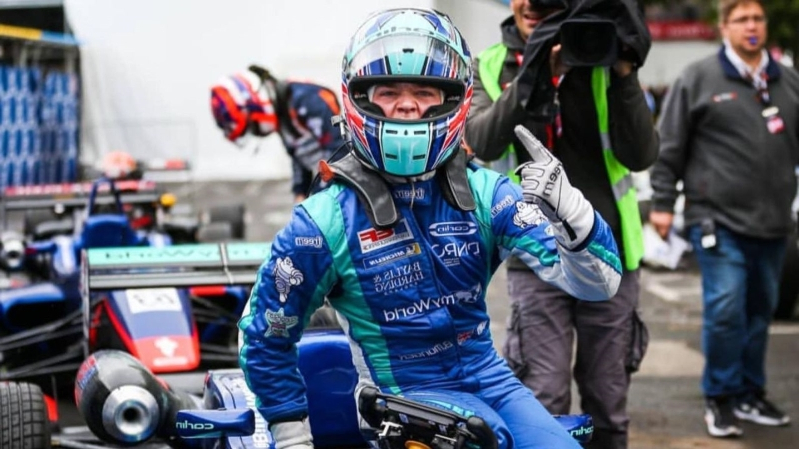 Billy Monger gets first win since near-fatal crash cost him his legs