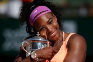Fendrich on Tennis: 'Bienvenue a Paris,' Serena Williams