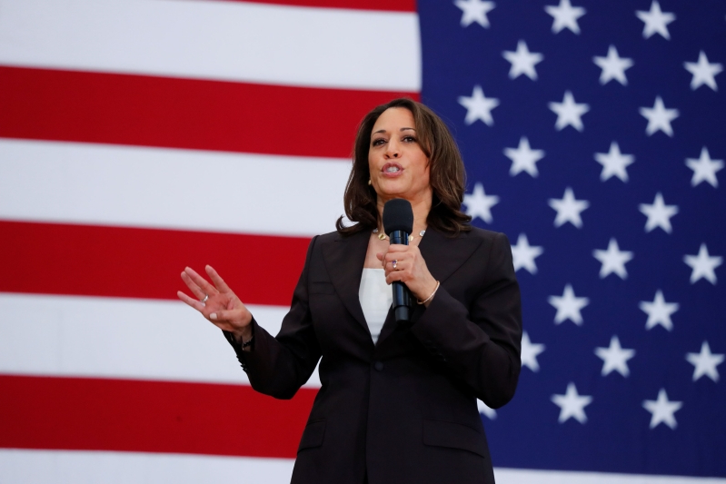 Politics: Kamala Harris proposes equal pay measure to close