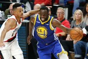 NBA playoffs 2019: Draymond Green explains importance of Warriors sweeping Trail Blazers