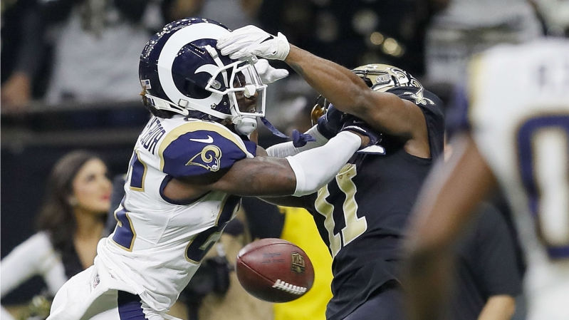 NFL spring meeting 2019: Pass interference is on the owners' agenda again