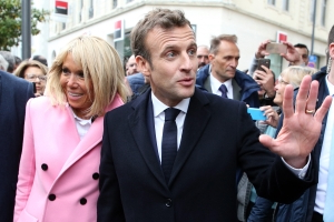 No more Mr Europe: Macron forced to curb EU ambitions