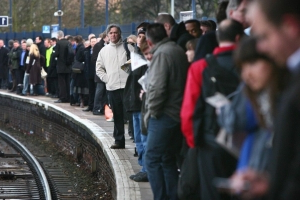 Rail passengers 'lost nearly four million hours' last year amid train timetable delays chaos