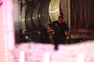 SAPD: Train kills man sitting on tracks near downtown