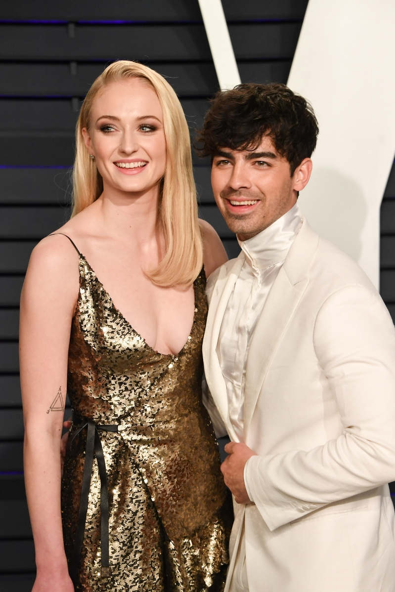 Sophie Turner says Joe Jonas saved her life when they first met