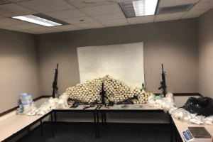 Southern California police seize $1.25M of meth, arrest 2