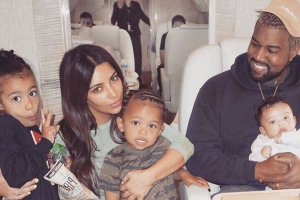 The meaning behind Psalm West's name, the fourth child of Kim Kardashian and Kanye West