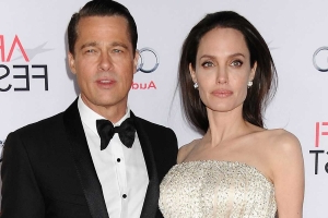 Brad Pitt and Angelina Jolie Have 'No Drama' After Officially Becoming Single