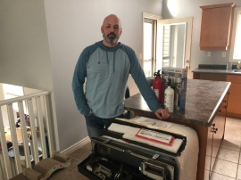 Dishwasher that came with house catches fire, and owner learns it was subject of Whirlpool class action