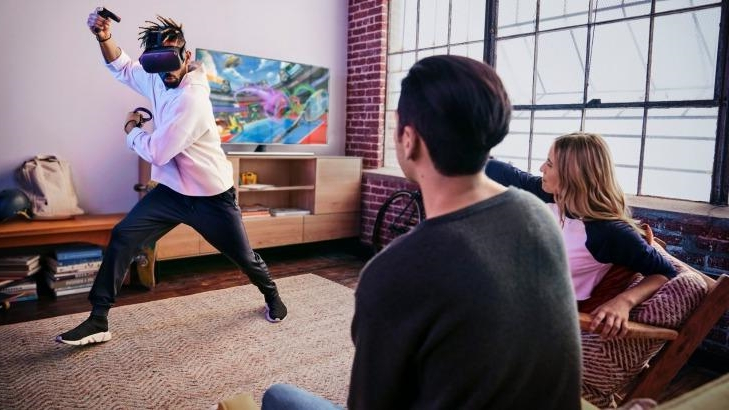 Tech & Science : Facebook's Oculus Quest will make you a