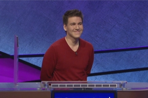 'Jeopardy!' champ James Holzhauer returns from break - and wins again for the 23rd time
