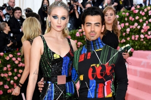Joe Jonas Thanks 'Game of Thrones' For Introducing Him to Wife Sophie Turner