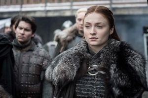 Sophie Turner Calls The 'Game Of Thrones' Rewrite Petition 'Disrespectful'