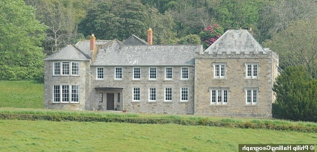 Struggling care worker, 31, inherits £50m National Trust stately home estate after DNA tests prove he's the illegitimate son of aristocratic owner who died last year