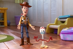 Woody and pals embark on a rescue mission in new Toy Story 4 trailer
