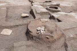 Ancient Egypt: Archaeologists Uncover Remains of Long-lost Temple