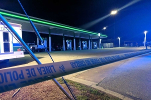 Arrest made in South Carolina in connection to man's death at Greensboro gas station