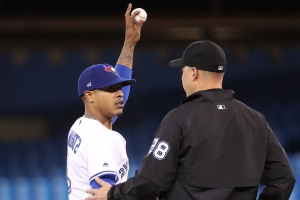 Cora: Blue Jays' Stroman 'competes a certain way and people don't like it'