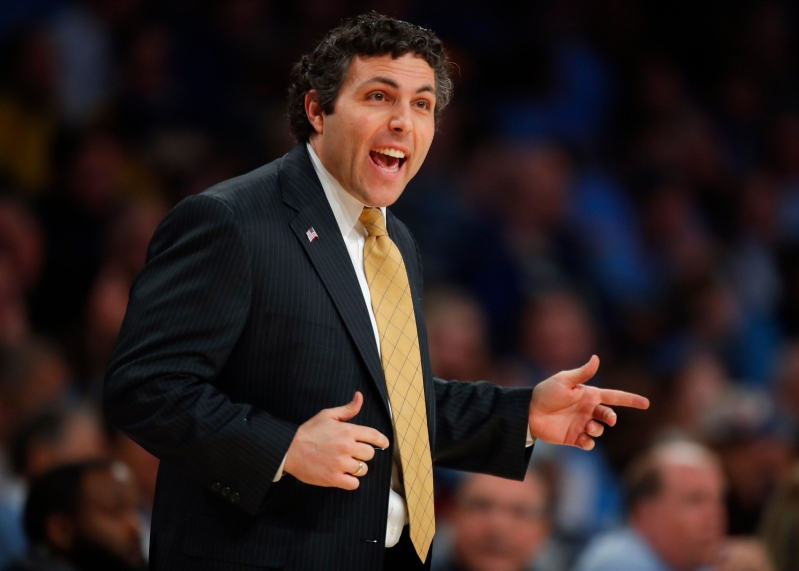 Couple that accused GT coach Josh Pastner of sexual assault facing criminal fraud charges