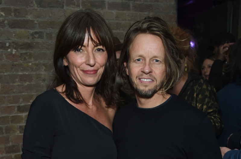 Davina McCall, 51, is 'dating her long-term hairdresser pal Michael Douglas, 45'... a year after shock divorce from Matthew Robertson