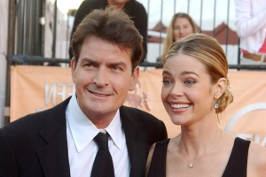 Denise Richards Says Charlie Sheen Once Brought A Hooker To Thanksgiving
