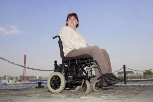 Disabled people 'waiting up to 10 years for social housing'