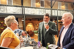 Do the MasterChef judges REALLY eat the food cold?