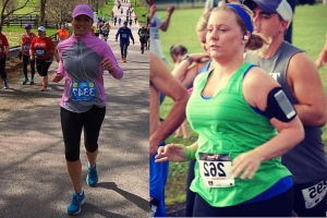 'I Couldn't Get Started Losing Weight. Then My Friend Asked Me to Run a Half Marathon'