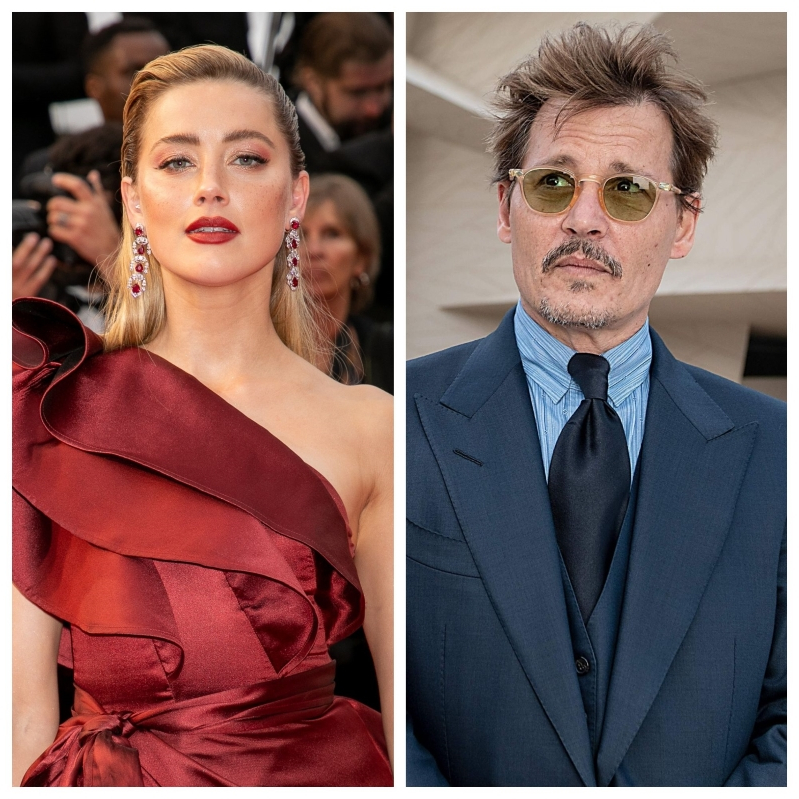 Johnny Depp vs. Amber Heard: Depp submits photos of black eye, details feces 'prank'