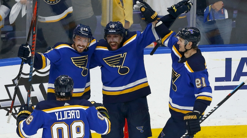 NHL playoffs 2019: Five facts to know as Blues snap 49-year Stanley Cup Final drought