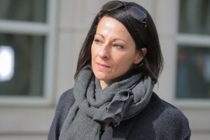 NXIVM Leader Was Arrested Just Before Group Sex With Slaves, Ex-Member Testifies