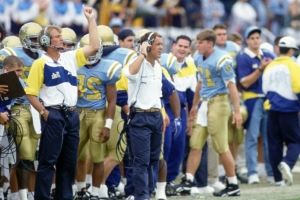 Terry Donahue, winningest football coach in UCLA and Pac-12 history, has cancer
