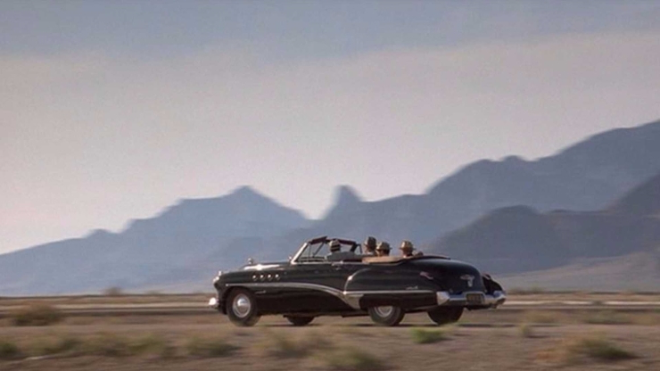 This 1949 Buick Roadmaster Is A Hollywood Film Star