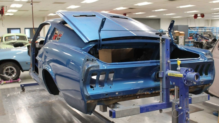 1967 Ford Mustang Fastback Restoration Is A Work Of Art