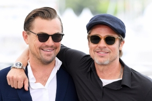 Brad Pitt Says He Hopes to Work with Leonardo DiCaprio Again: 'It Was Great Fun'