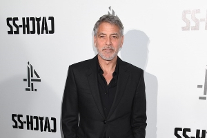 George Clooney 'split his helmet in half' during terrifying motorcycle collision in Italy and vowed to 'let go of riding' for a while