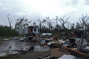 Husband and Wife Killed in Missouri Tornado: The Home 'Is Completely Demolished'