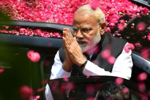 India election: Narendra Modi secures second term