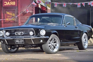 Is It Cheaper To Buy A 1967 Ford Mustang Fastback From Britain?