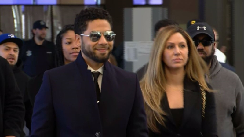 Judge Expected To Rule On Bid To Unseal Court Records In Jussie Smollett Case
