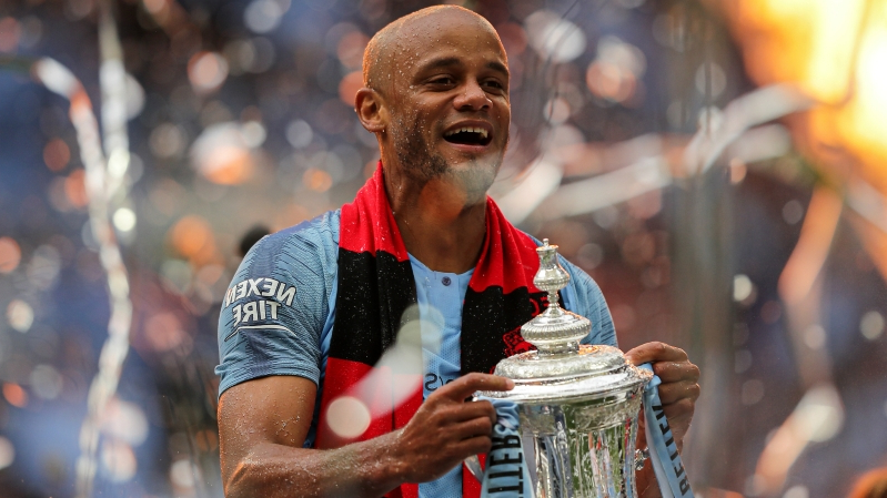 Kompany won Anderlecht job after six-hour meeting with Arnesen