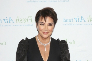 Kris Jenner Shares the Inspiration Behind Kim Kardashian and Kanye West Naming Son Psalm (Exclusive)