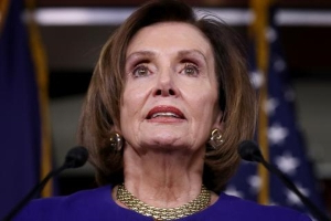 Nancy Pelosi: Donald Trump 'Had Temper Tantrum For Us All to See'