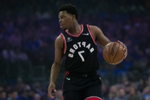 Nick Nurse admits Kyle Lowry's hand is 'not great'