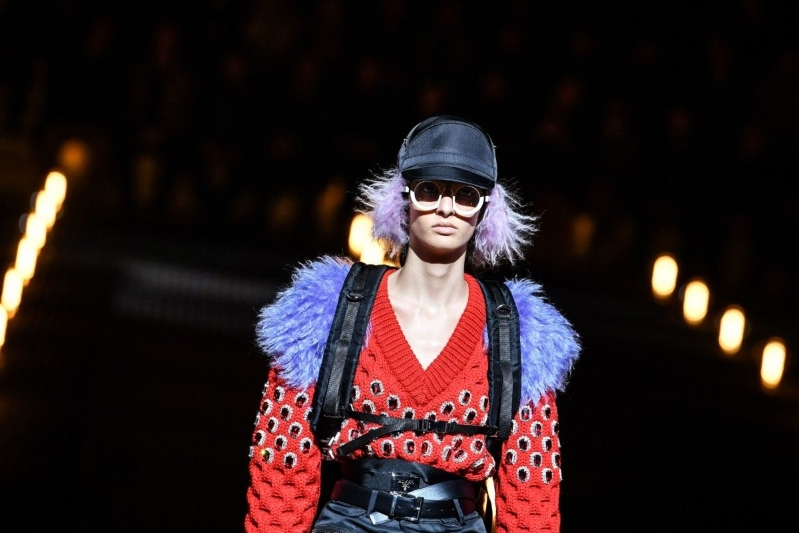 Style: Prada to drop fur from 2020 to 'meet demand for
