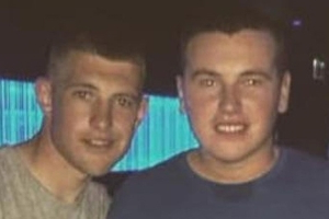 Young pals Sean Little and Jordan Davis were blasted in Dublin 'gangland hits' just hours apart 'because of drug debts'