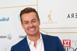 Grant Denyer claims he saw a famous actress 'CHEATING at the Logie Awards with a major U.S. star' - as he insists he'd never 'disgrace himself'