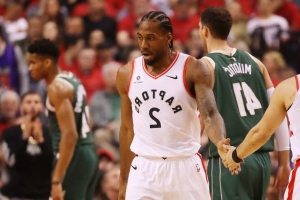 Kawhi Leonard's Rise up Raptors' All-Time Playoff Scoring List Will Blow Your Mind