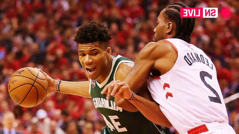Raptors vs. Bucks: Live score, Game 5 updates, highlights from 2019 Eastern Conference finals