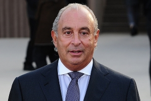 Sir Philip Green's Arcadia Group confirms plans to shut 23 stores in move that puts 520 jobs at risk